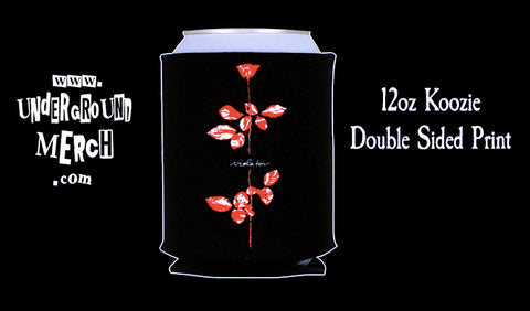 Depeche Mode Violator 12oz Koozie