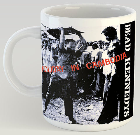 Dead Kennedys Holiday In Cambodia 11oz Coffee Mug