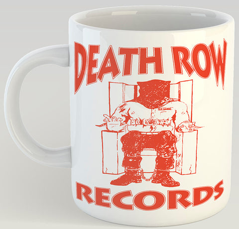 Death Row Records 11oz Coffee Mug
