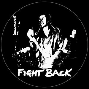 Discharge Fight Back Slipmat