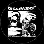 Discharge Hear Nothing Slipmat