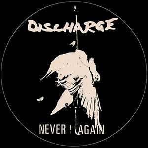 Discharge Never Again Slipmat
