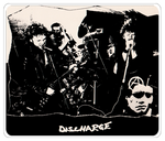 Discharge Realities of War Mousepad