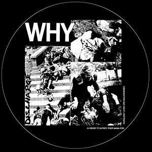 Discharge Why Slipmat