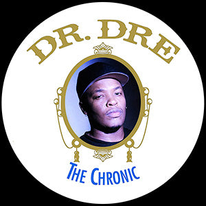 Dr. Dre The Chronic Slipmat