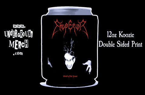 Emperor Wrath of the Tyrant 12oz Koozie
