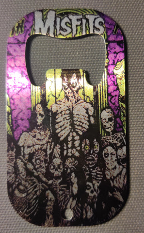 Misfits Earth A.D. Bottle Opener