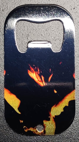 Samhain Final Descent Bottle Opener