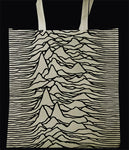 Joy Division Unknown Pleasures Tote Bag