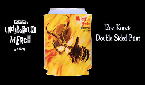 Mercyful Fate 12oz Koozie