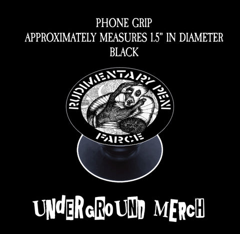 Rudimentary Peni Farce Phone Grip
