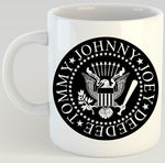 Ramones Logo 11oz Coffee Mug