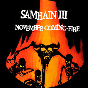 Samhain November Coming Fire Slipmat
