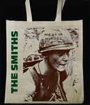Smiths Meat Is Murder Tote Bag