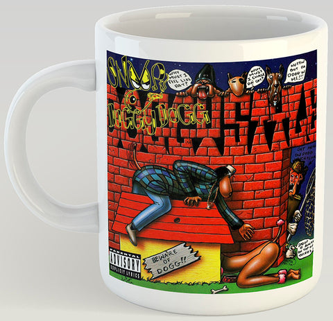 Snoop Dogg Doggystyle 11oz Coffee Mug