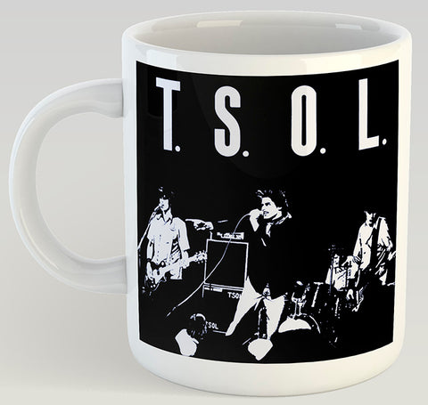 TSOL EP 11oz Coffee Mug
