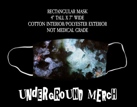 The Cure Disintegration Face Mask