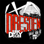 UK Decay Dresden Slipmat