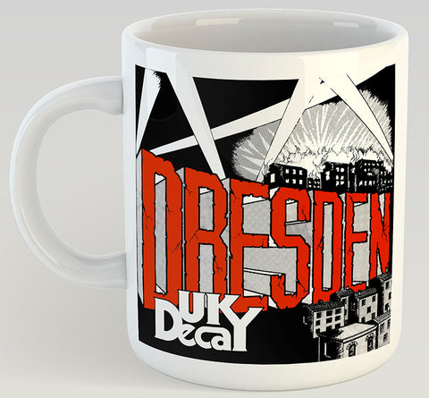 UK Decay Dresden 11oz Coffee Mug