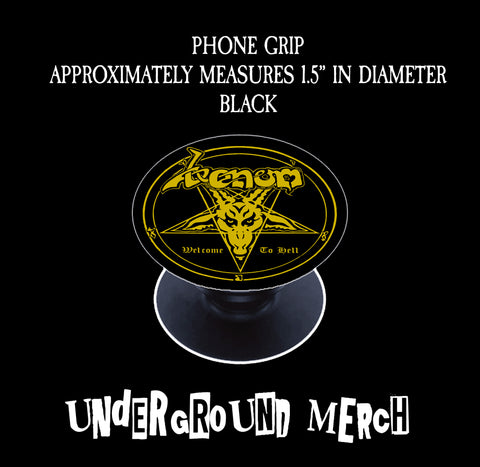 Venom Welcome To Hell Phone Grip