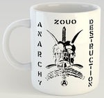 Zouo Anarchy Destruction 11oz Coffee Mug