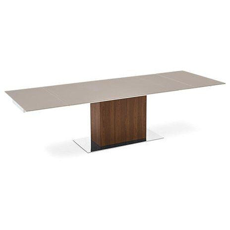 Calligaris PARK GLASS Extendable Table CS/4039-GR - Calligaris Westchester