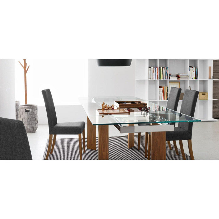 Calligaris TOWER WOOD Extendable Table CS/4057-RL - Calligaris Westchester