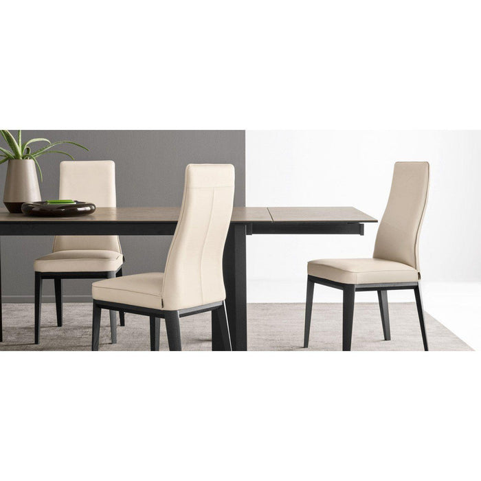 Calligaris TOWER WOOD Extendable Table CS/4057-RLC - Calligaris Westchester