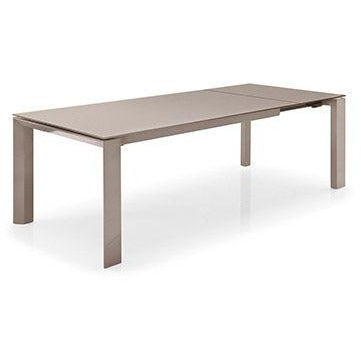 Calligaris OMNIA GLASS Extendable Table CS/4058-LV 180 - Calligaris Westchester