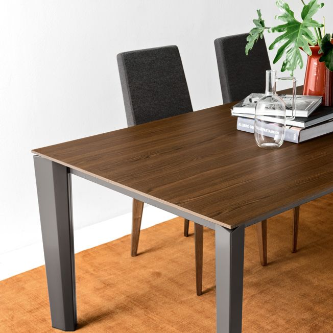 Calligaris DELTA Extendable Table CS/4097-ML 180 - Calligaris Westchester