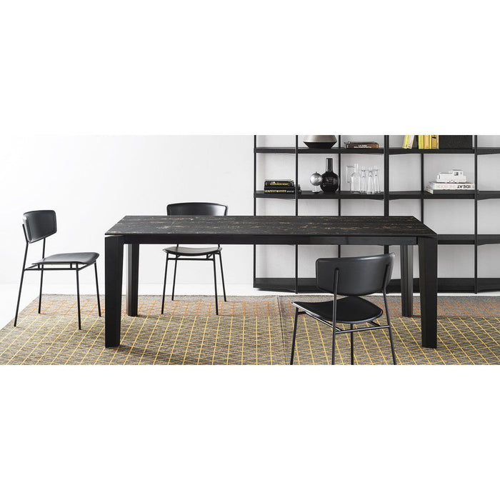 Calligaris DELTA Extendable Table CS/4097-MV 160 - Calligaris Westchester