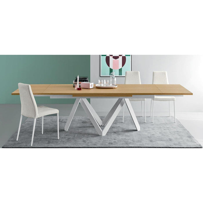 Calligaris DELTA Extendable Table CS/4097-ML 160 - Calligaris Westchester