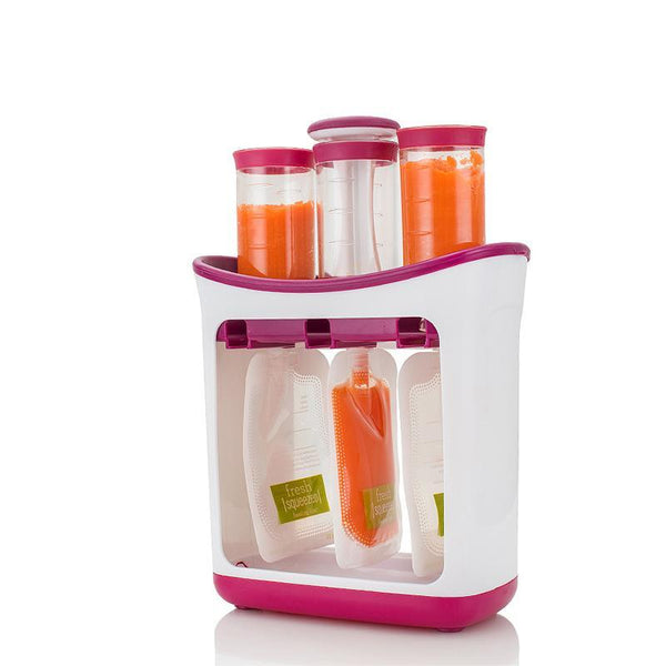 Easy Pack - Squeeze Station with Containers-itoopia