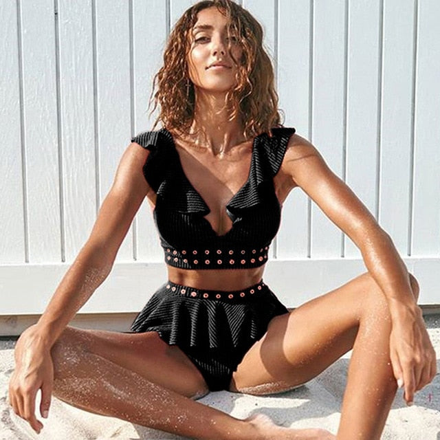 Bandi Two Piece Bikini Suit