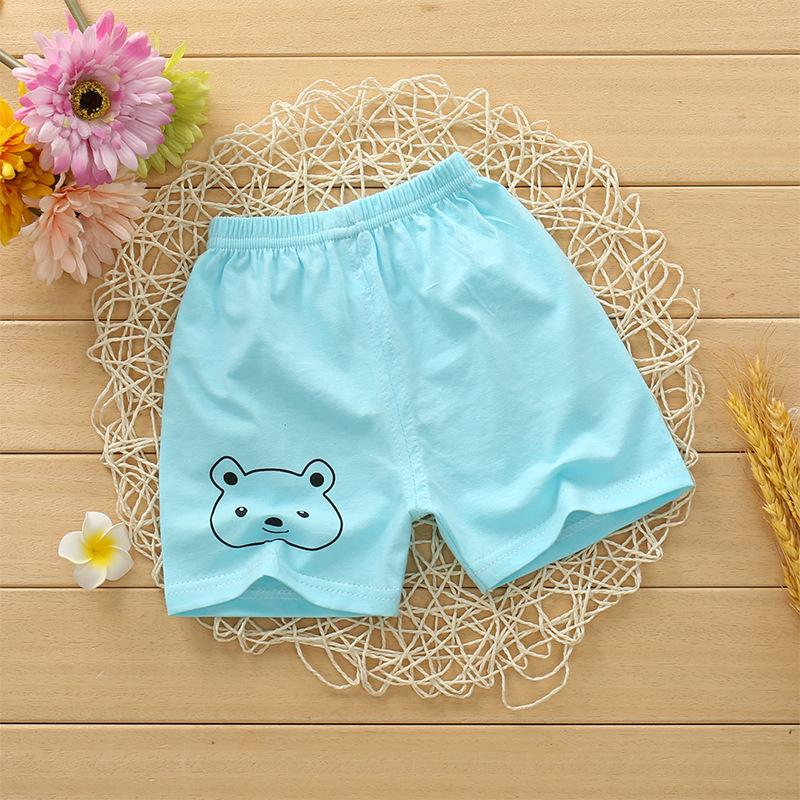 Summer Cotton Children Pants