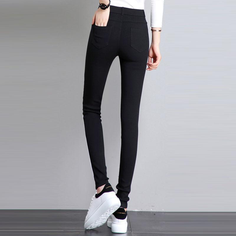 Women's Large Size Tight Leggings