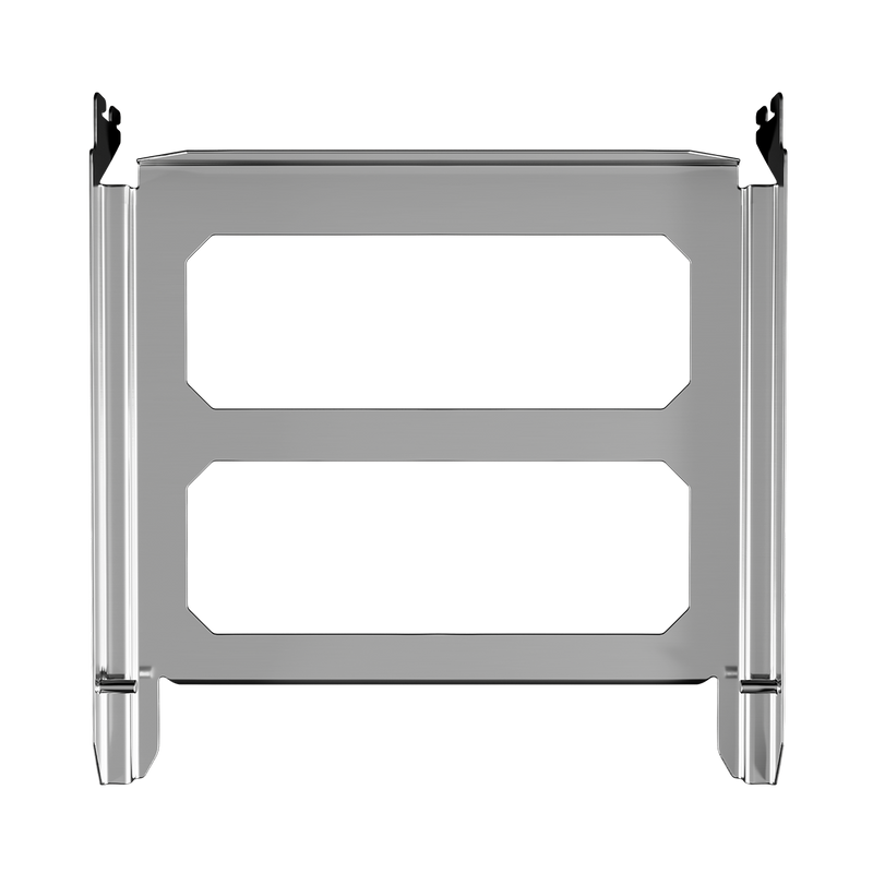 Blazing Bull Grill Shelf - Top View