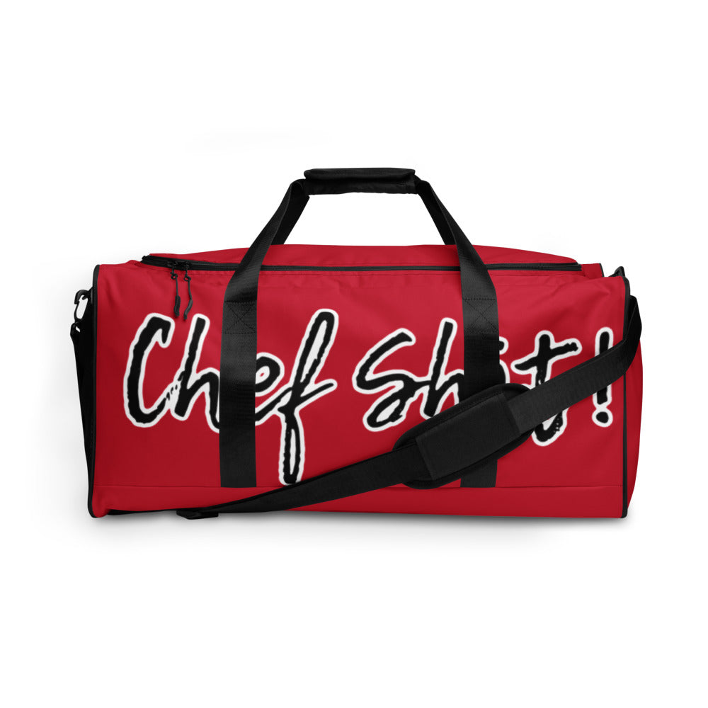 CHEF SHIT!!!! Duffle bag