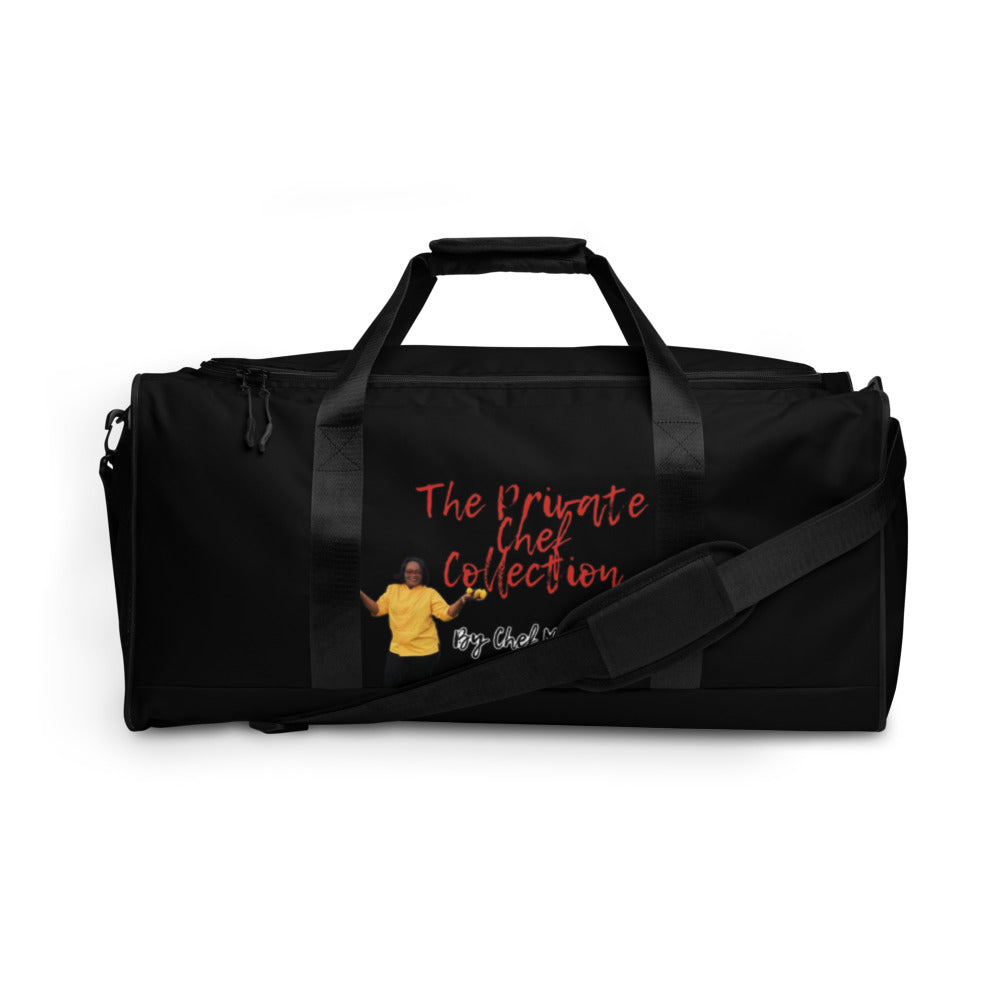 THE PRIVATE CHEF COLLECTION Duffle bag