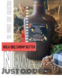 NOLA BBQ SHRIMP BUTTER