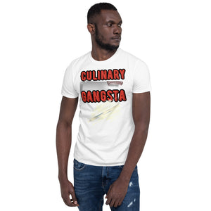 Culinary Gangsta Short-Sleeve Unisex T-Shirt