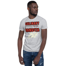 Load image into Gallery viewer, Culinary Gangsta Short-Sleeve Unisex T-Shirt