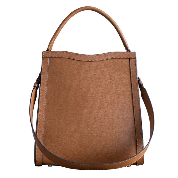 Bambi Leather Handbag