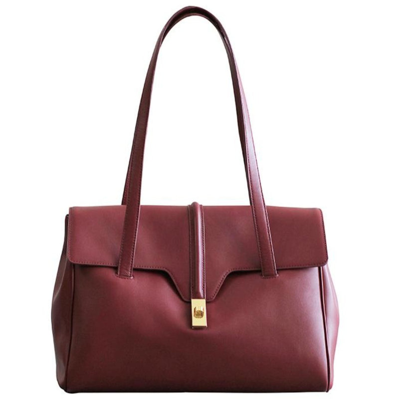 So Soft 16 Leather Handbag