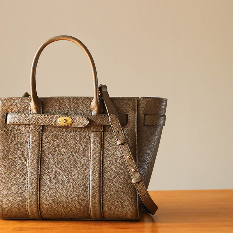 Elle Leather Handbag