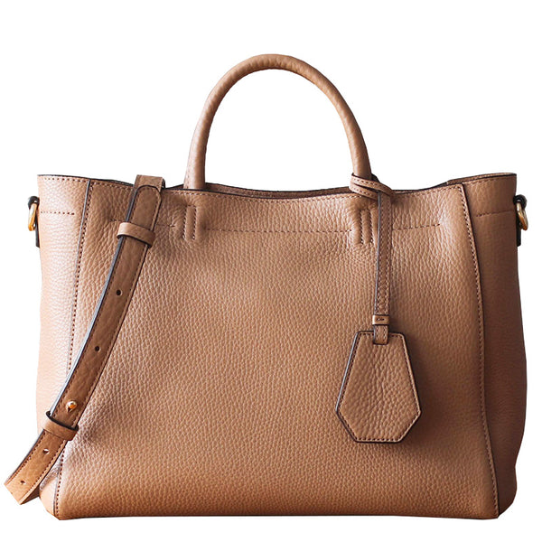 Betty Soft Leather Handbag