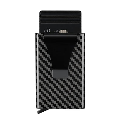 100% Real Carbon Fibre 'Automatic' Advanced Wallet-CarbonThat-Gloss-CarbonThat