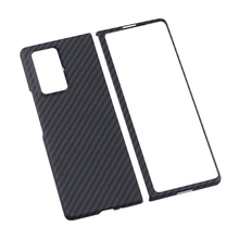 Load image into Gallery viewer, *PRE-ORDER* Samsung Galaxy Z Fold2 Phone Case | COMPLETE KEVLAR Edition-CarbonThat-CarbonThat