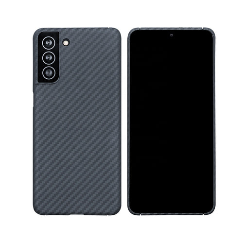 [PRE-ORDER] Samsung Galaxy S21, S21+ & S21 Ultra Phone Case | KEVLAR Edition V2-CarbonThat-Galaxy S21+ **PRE-ORDER **-CarbonThat
