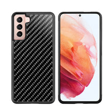 Load image into Gallery viewer, [PRE-ORDER] Samsung Galaxy S21, S21+ & S21 Ultra Phone Case | CARBON Edition-CarbonThat-Galaxy S21+ **PRE-ORDER **-CarbonThat